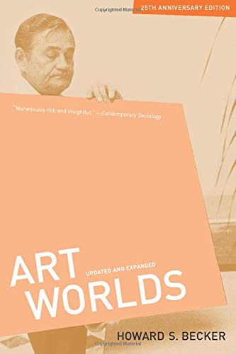 9780520256361: Art Worlds: 25th Anniversary edition, Updated and Expanded