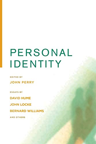 9780520256422: Personal Identity (Topics in Philosophy)