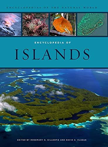 9780520256491: Encyclopedia of Islands (Encyclopedias of the Natural World)
