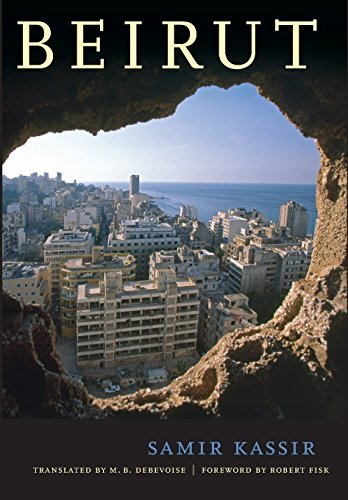 9780520256682: Beirut