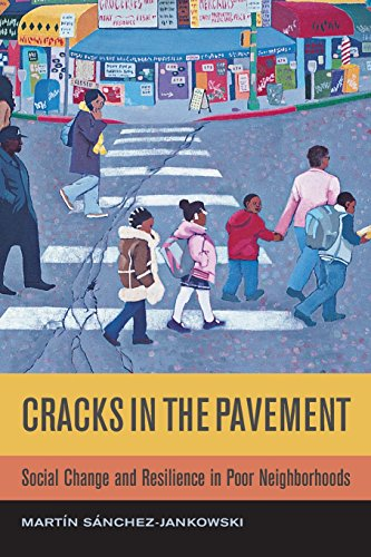 9780520256750: Cracks in the Pavement: Social Change and Resilience in Poor Neighborhoods