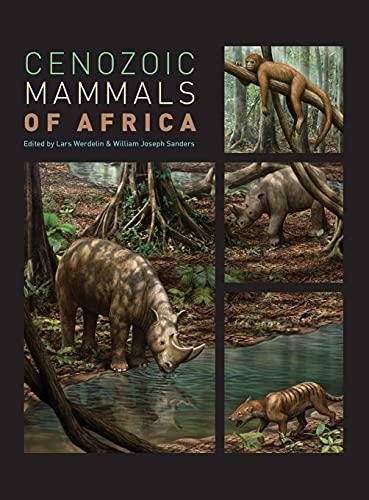 9780520257214: Cenozoic Mammals of Africa