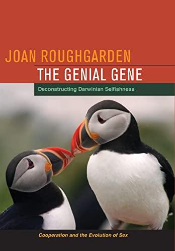 9780520258266: The Genial Gene: Deconstructing Darwinian Selfishness