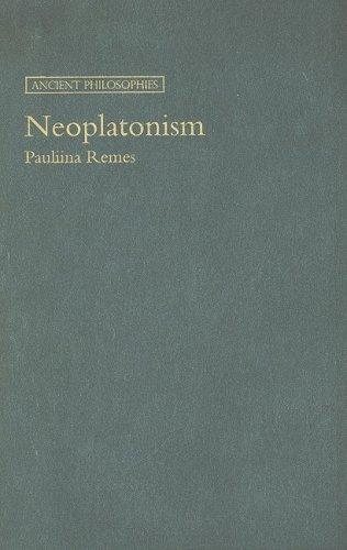9780520258341: Neoplatonism (Ancient Philosophies)