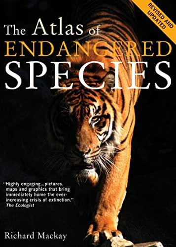 9780520258624: The Atlas of Endangered Species (Atlas Of... (University of California Press))