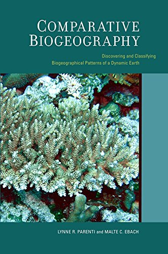 9780520259454: Comparative Biogeography: Discovering and Classifying Biogeographical Patterns of a Dynamic Earth (Species and Systematics)