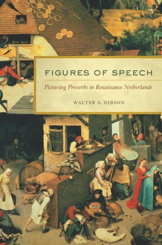 9780520259546: Figures of Speech: Picturing Proverbs in Renaissance Netherlands