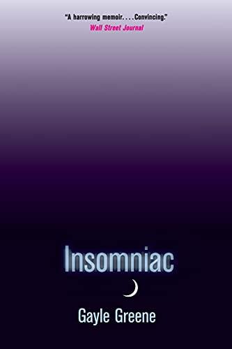 9780520259966: Insomniac
