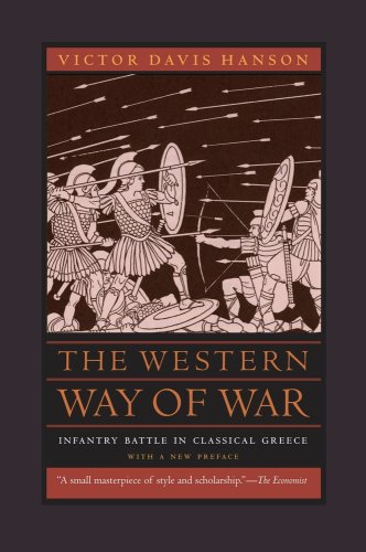 9780520260092: The Western Way of War: Infantry Battle in Classical Greece