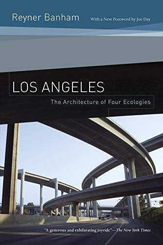 9780520260153: Los Angeles: The Architecture of Four Ecologies