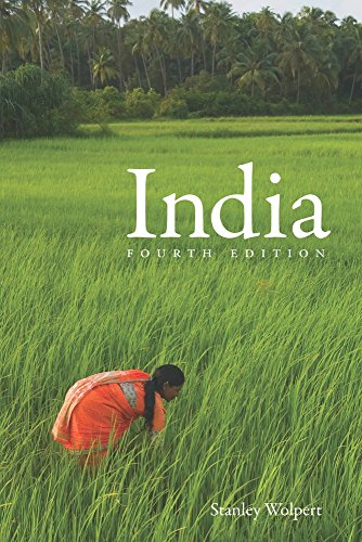 India (0520260325) by Wolpert, Stanley