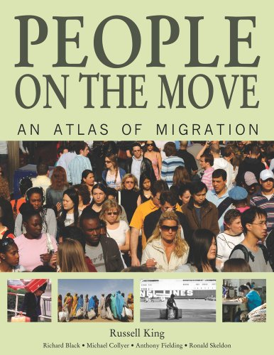 9780520261518: People on the Move: An Atlas of Migration