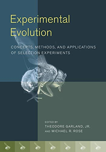Experimental Evolution: Concepts, Methods, and Applications of Selection Experiments (Paperback)