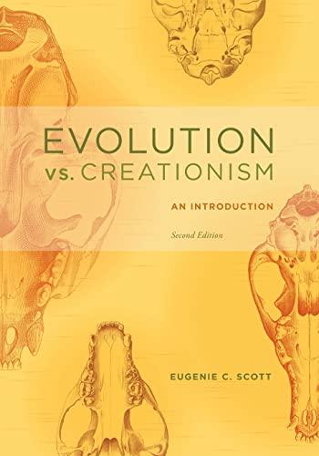 9780520261877: Evolution Vs. Creationism