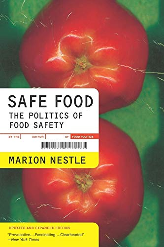 9780520266063: Safe Food: The Politics of Food Safety (California Studies in Food and Culture)