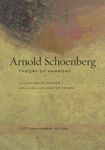 9780520266087: Theory of Harmony