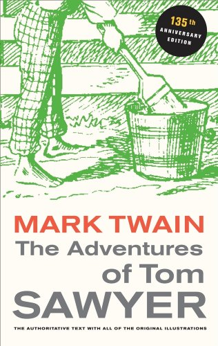 9780520266124: The Adventures of Tom Sawyer (Mark Twain Library)