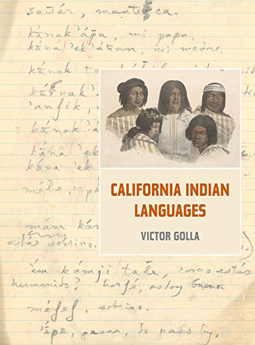 California Indian Languages: Golla, Victor
