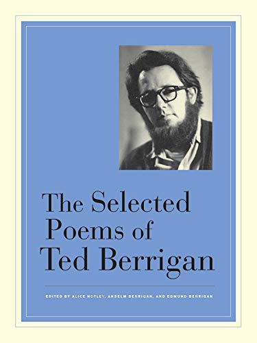 9780520266841: The Selected Poems of Ted Berrigan
