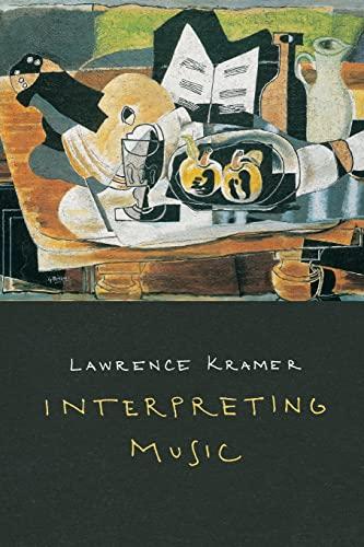 9780520267060: Interpreting Music