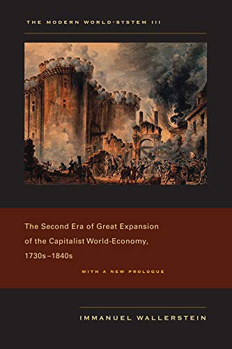 9780520267596: The Second Era of Great Expansion of the Capitalist World-Economy 1730-1840s
