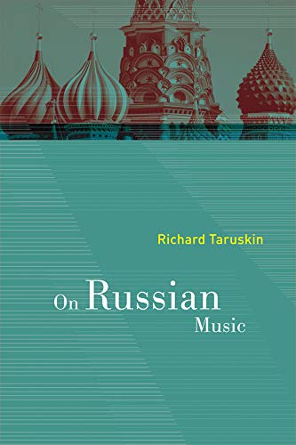 9780520268067: On Russian Music