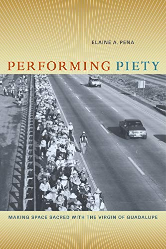 9780520268340: Performing Piety: Making Space Sacred with the Virgin of Guadalupe