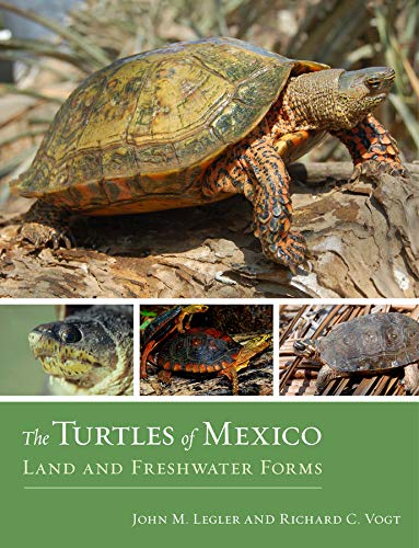 9780520268609: The Turtles of Mexico: Land and Freshwater Forms