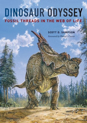 9780520269897: Dinosaur Odyssey: Fossil Threads in the Web of Life