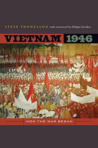 Vietnam 1946: How the War Began: Tonnesson, Stein