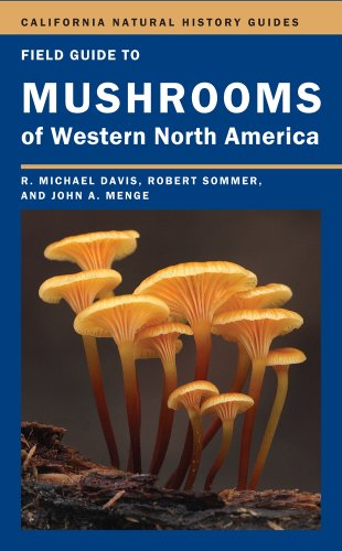 9780520271081: Field Guide to Mushrooms of Western North America (California Natural History Guides)