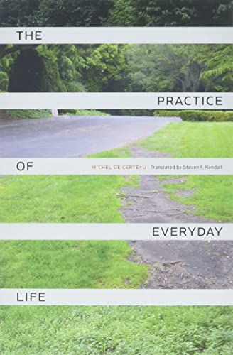 9780520271456: Practice of Everyday Life