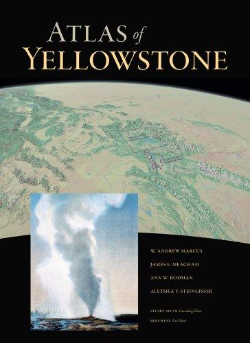 9780520271555: Atlas of Yellowstone
