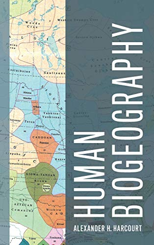 Human Biogeography: Harcourt, Alexander