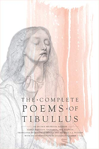 9780520272545: The Complete Poems of Tibullus: An En Face Bilingual Edition