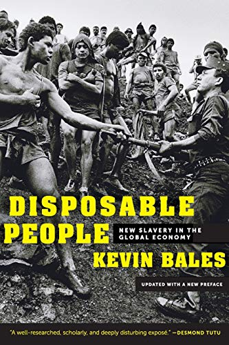 9780520272910: Disposable People: New Slavery in the Global Economy