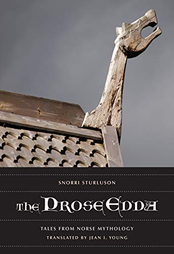 9780520273054: The Prose Edda: Tales from Norse Mythology