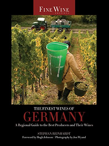 9780520273221: The Finest Wines of Germany: A Regional Guide to the Best Producers and Their Wines