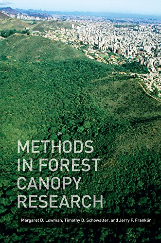 Methods in Forest Canopy Research (Hardback): Margaret D. Lowman, Timothy D. Schowalter, Jerry F. ...