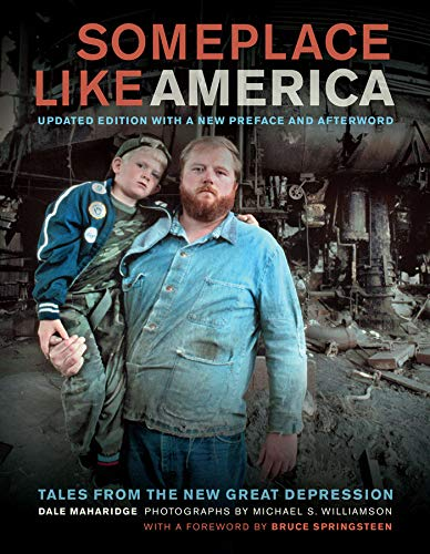 9780520274518: Someplace Like America: Tales from the New Great Depression