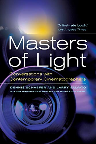 9780520274662: Masters of Light: Conversations With Contemporary Cinematographers