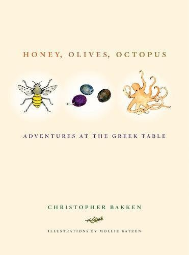 9780520275096: Honey, Olives, Octopus: Adventures at the Greek Table
