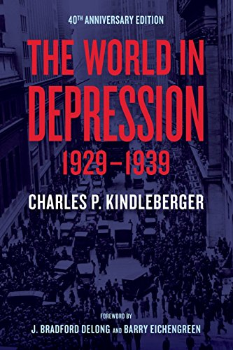 9780520275850: The World in Depression, 1929-1939
