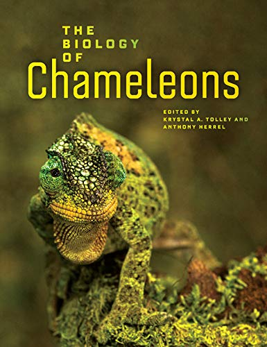 9780520276055: The Biology of Chameleons