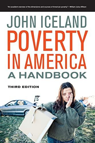 9780520276369: Poverty in America: A Handbook