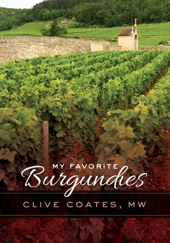 9780520276628: My Favorite Burgundies