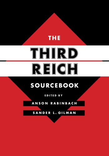 9780520276833: The Third Reich Sourcebook (Weimar and Now: German Cultural Criticism)