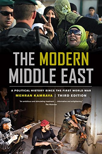 9780520277809: The Modern Middle East, Third Edition: A Political History since the First World War