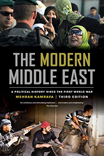 9780520277816: The Modern Middle East, Third Edition: A Political History since the First World War