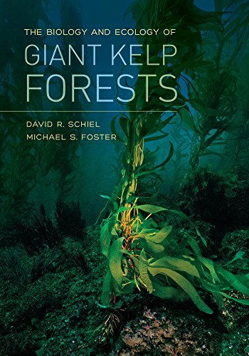 Biology and Ecology of Giant Kelp Forests (Hardcover): Michael S. Foster